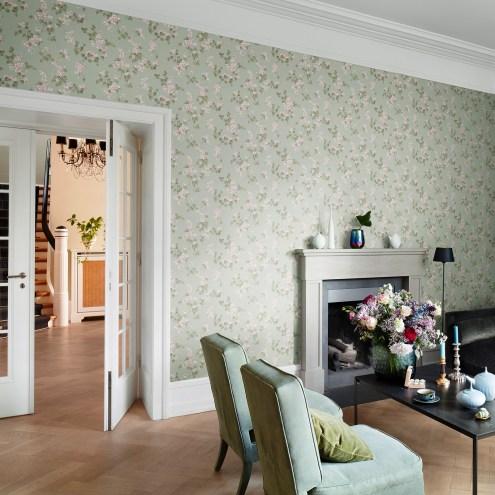 RAS141-Emilia-Floral-Blossom-Wallpaper-Mint-EA6