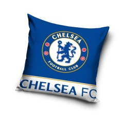 CHE177 - Chelsea FC Logo Filled Cushion
