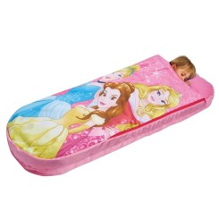 DPR633 - Disney Princess Junior Ready Bed All-in-One Sleepover Solution