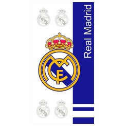 RMA107 - Real Madrid CF Crest Beach Towel