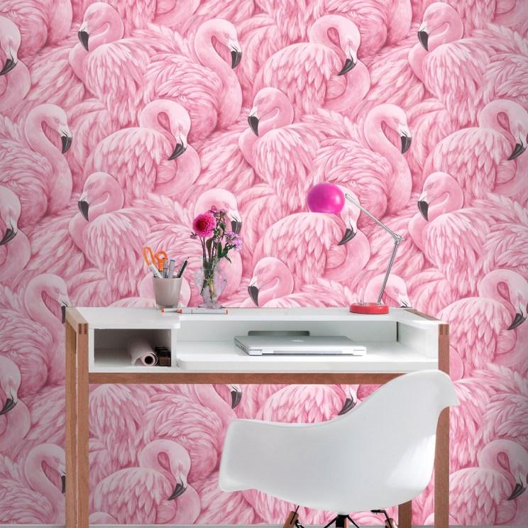 RAS110_Flamingo_Wallpaper_Pink_ae2
