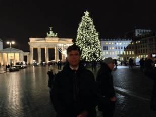 Novogodišnja atmosfera u Berlinu