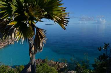 Pogled na ostrvo Arid