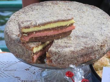 Starovremenska torta
