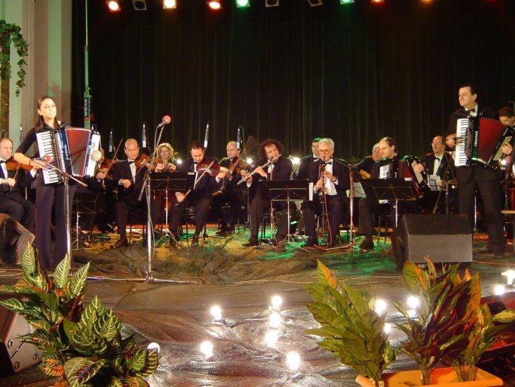 Pocetak uz najbolje - Sandra Milosevic uz Narodni orkestar RTS pod upravom Ljubise Pavkovica