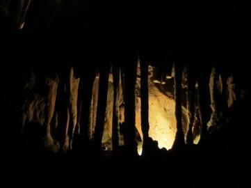 Pećina je pronađena 1962, deset godina je ispitivana i uređivana, a za posetioce je otvorena 22. aprila 1972. godine