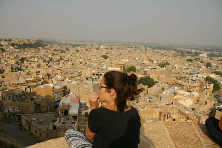 Đajsalmer, zlatni grad u Indiji