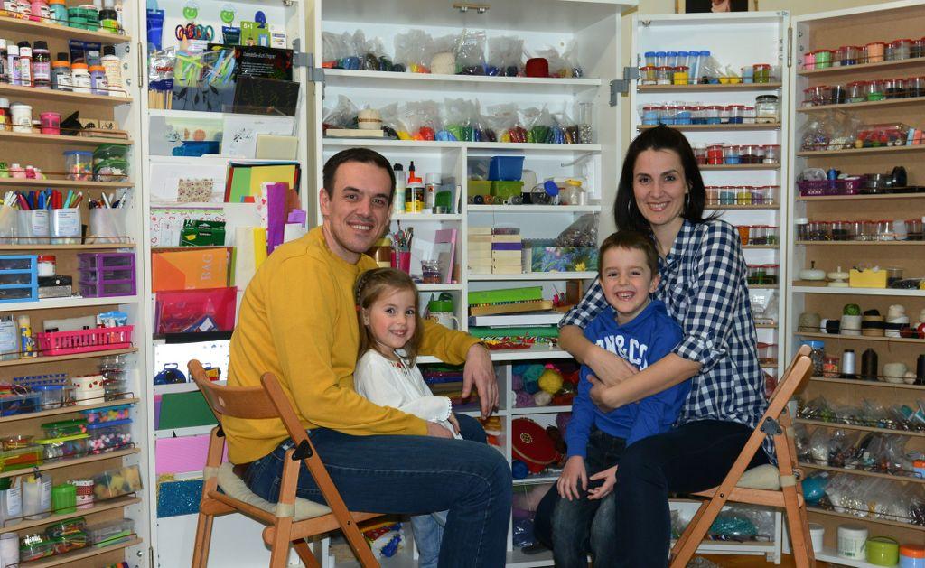 U porodici Terzić svi HEKLAJU PERLE: Orman zvani LUDILO puni im kućni budžet