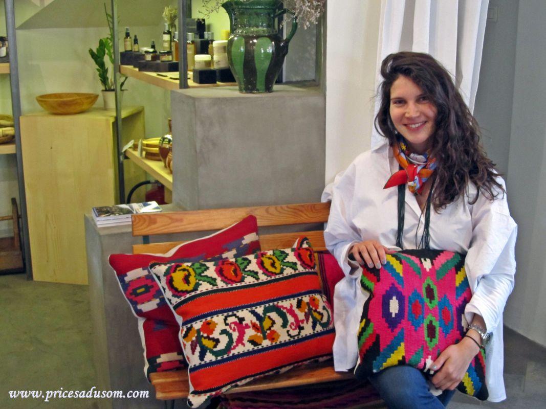 Vratila je veru ZANATLIJAMA i otvorila neobičnu prodavnicu: Kod Milene je sve MADE IN SERBIA