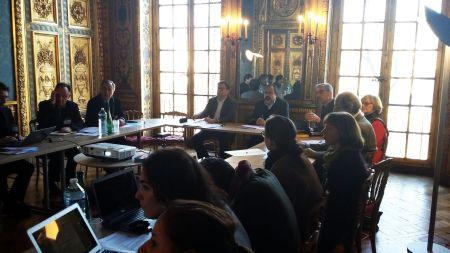 Na Univerzitetu Sorbona na konferenciji u okviru projekta Horizont 2020.