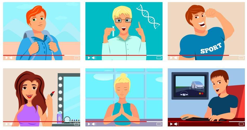 Hogyan lehet a szélnézők a YouTube-on - trükkök
