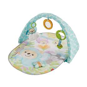 fisher price butterfly dreams musical playtime gym tapis d eveil