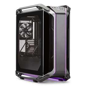 cooler master cosmos c700m noir gris transparent