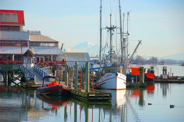 Steveston-Fishing-Village