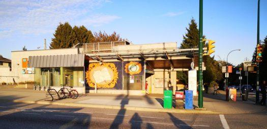 Un-named Skytrain Station