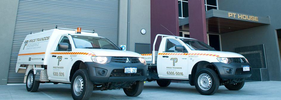 PT Engineering Service Vehicles
