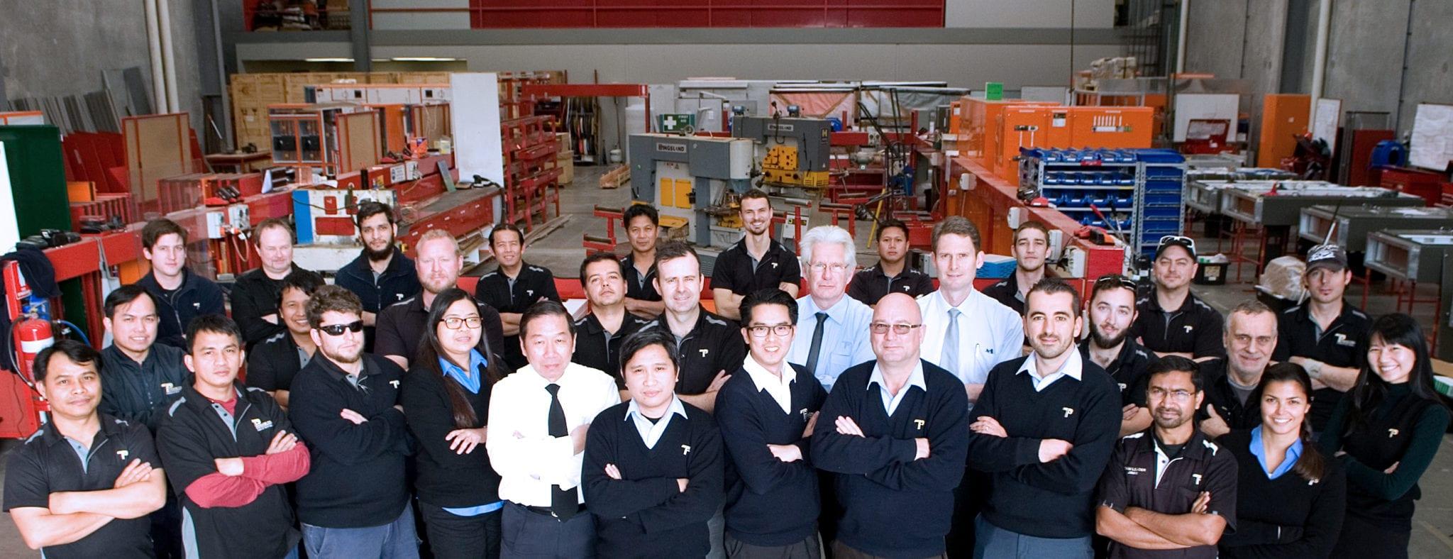 price trandos engineering team