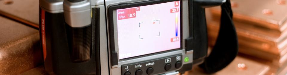 thermographic camera