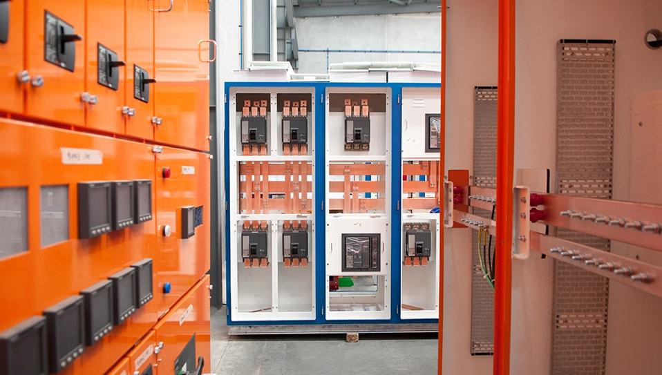 medium voltage switchboards