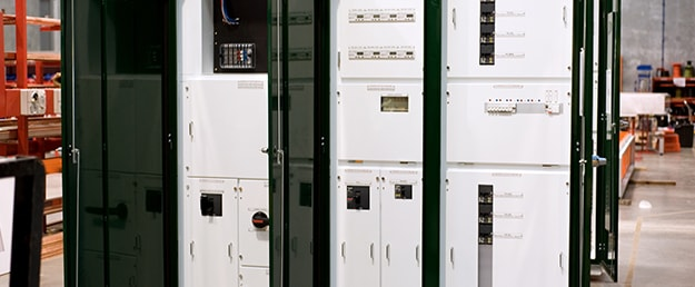 metering panels for manufacturing