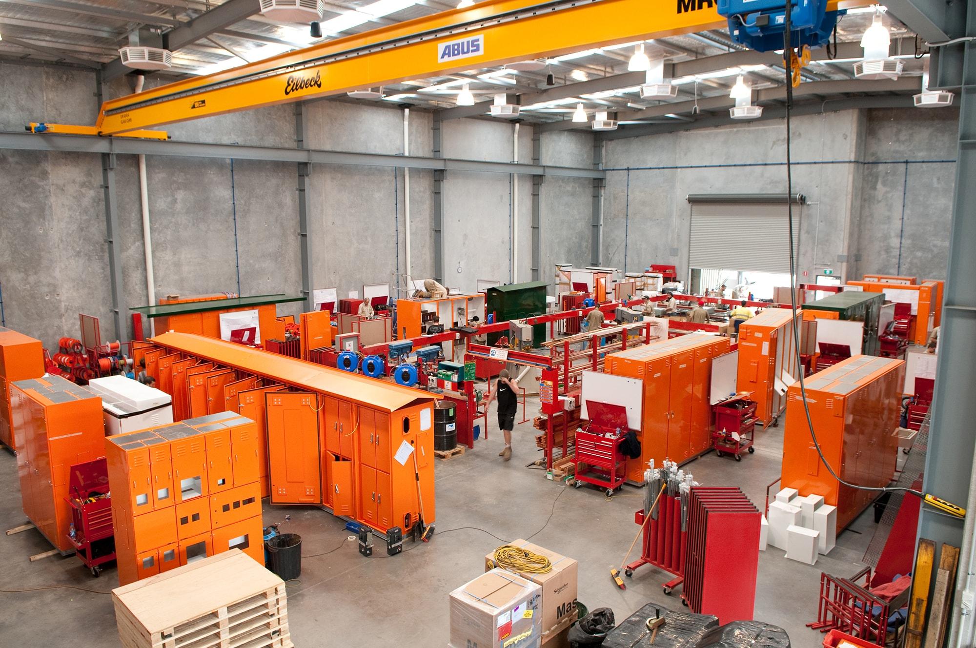manufacturing warehouse of price trandos engineering