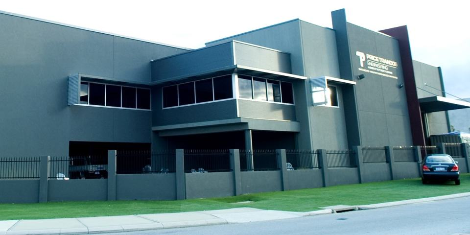 price trandos engineering office building