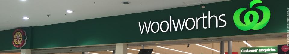 Woolworths Coles Supermarkets Hotels and Shopping Centres header 1