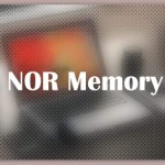 About NOR Memory