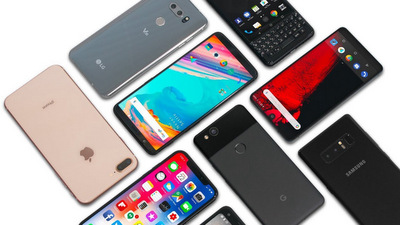 Global smartphone revenue and shipment for the 1st Quarter of 2021 hit a record high