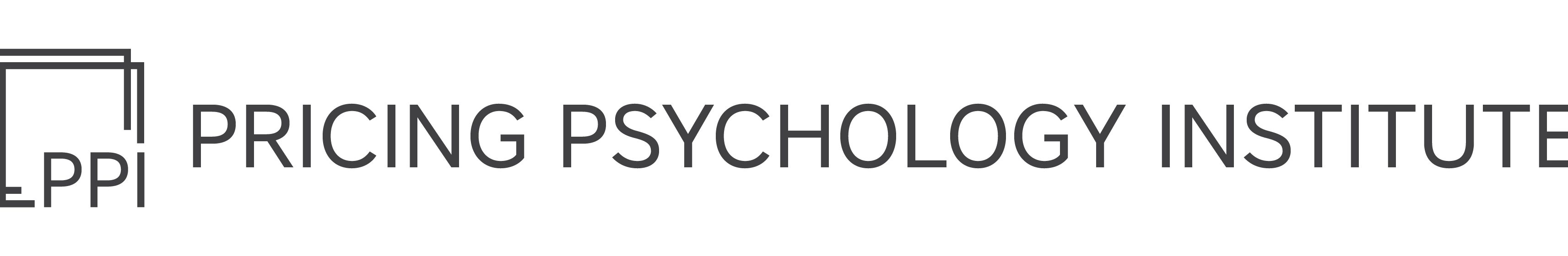 Pricing Psychology Institute
