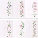 5. Value Pack 22 - Bookmark Flowers