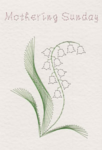 Lily of the Valley - Mothering Sunday
