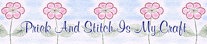 Prick And Stitch Is My Craft