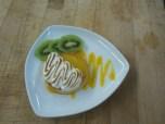 Passion Fruit Curd Tart