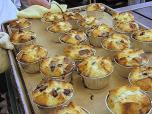 Bread Pudding Fresh out of the oven