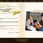 Chaz and Brooke's Homepage