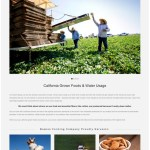 Bowles Farm California Grown Foods Page