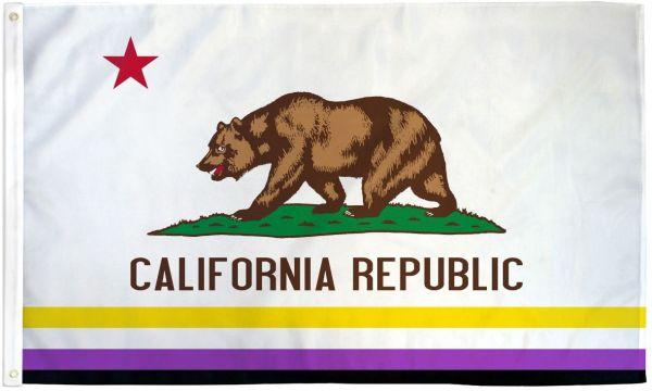 California Non-Binary Flag
