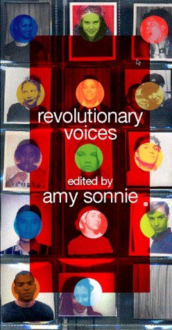 Revolutionary Voices: A Multicultural Queer Youth Anthology poster
