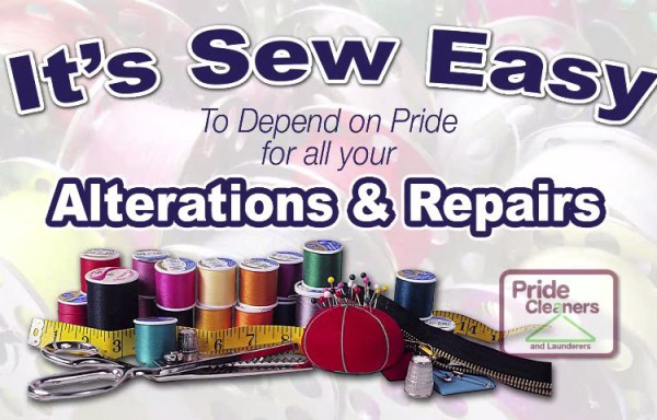 Alterations at Pride Cleaners Decatur, Illinois