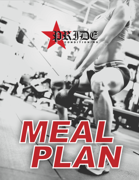 pride conditioning meal plan