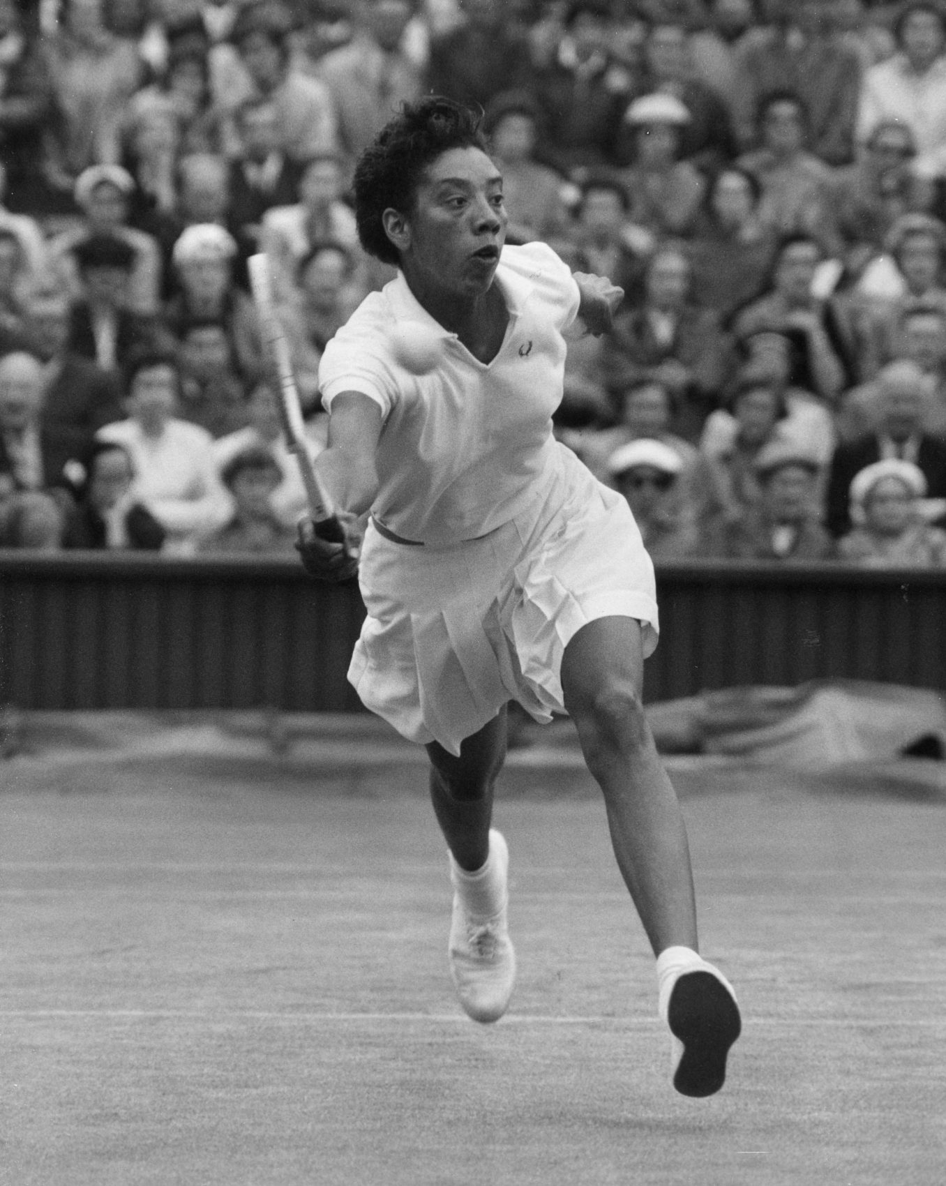 Althea Gibson A Trailblazer In S Sport Pride Magazine