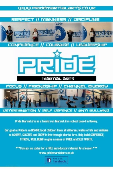 Pride's Childrens Programme