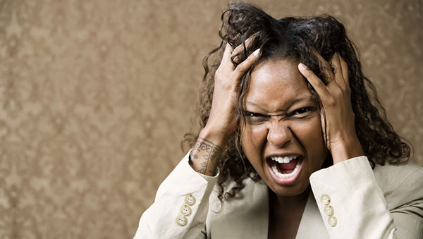 Image result for images of angry black woman