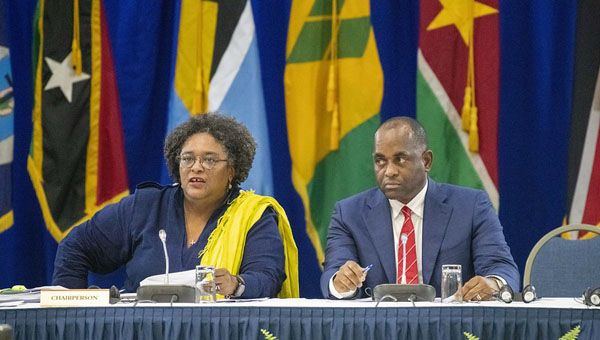 CARICOM Leaders End Summit On Positive Note