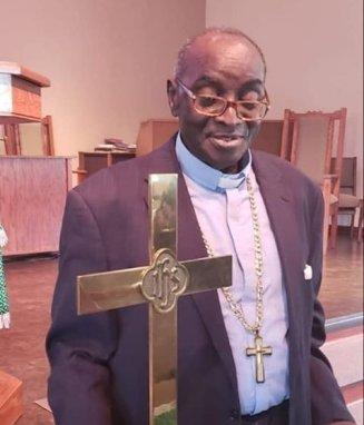 The Rev. Richard Oyaro