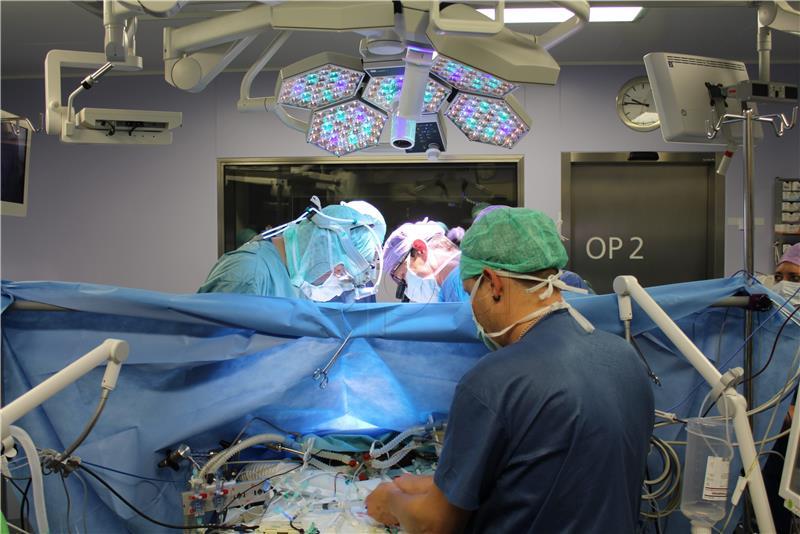 Liječnik objasnio kako su izveli revolucionarnu operaciju