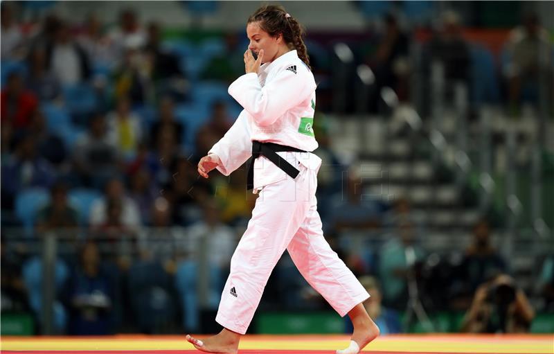 Judo: Barbara Matić svjetska prvakinja