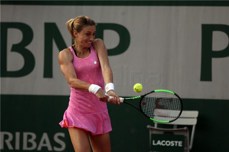 WTA Portorož: Poražena Petra Martić