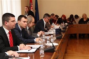 Saborski Odbor za ljudska prava i prava nacionalnih manjina raspravljao o Istanbulskoj konvenciji